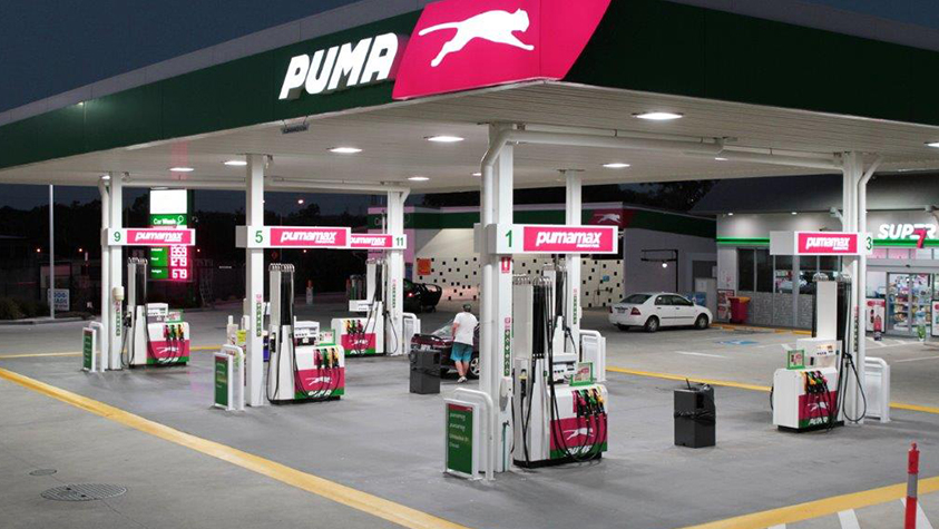 Puma Energy Loganlea Travel Centre